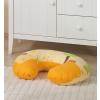 Prémium szoptatós párna - Állatkák narancs