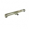 Arezzo design 800 mm-es rozsdamentes acél zuhanyfolyóka burkolható ráccsal AR-800B