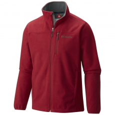 Columbia Wind Protector Jacket Softshell kabát D (1559861-p_638-Jester Red)