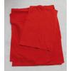 Piros pamut jersely maradék 3db egyben/0016/Cikksz:125050