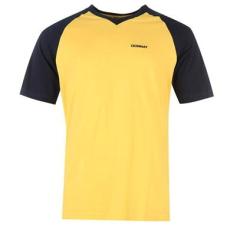 DonnayRaglan V Neck férfi póló