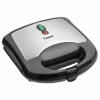 Bestron ASW431 kontakt grillsütő - ezüst/fekete