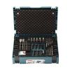 Makita B-49725 96db-os fúró-csavarbehajtó készlet MAKPAC kofferben