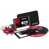 "Kingston 60GB Kingston SSD SATA3 2.5"" Upgrade Bundle Kit meghajtó (SV300S3B7A/60G)"