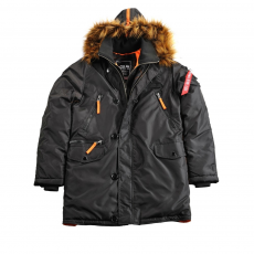 Alpha Industries PPS N3B - fekete/narancs