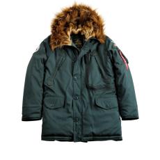 Alpha Industries Polar Jacket - dark petrol
