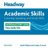 Oxford University Press Sarah Philpot - Lesley Curnick: New Headway Academic Skills Listening,Speaking, and Study Skills - Introductory Level Class Audio CDs