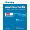 Oxford University Press Sue Hobbs: Headway Academic Skills 3 Listening and Speaking Teacher's Guide with Tests CD-ROM
