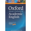 Oxford University Press Oxford Learner's Dictionary of Academic Englsih with Academic iWriter