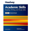 Oxford University Press Richard Harrison: Headway Academic Skills Reading, Writing and Study Skills, Level 1 Student's Book