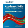 Oxford University Press Sarah Philpot - Lesley Curnick: New Headway Academic Skills Listening,Speaking and Study Skills Student's Book - Introductory Level