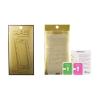 RMPACK Gold (Tempered Glass) Kijelzővédő Üveg LG K8 (K350N)