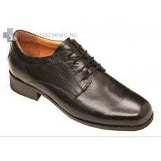Scholl Jason férfi fekete bőr cipő 39, 43