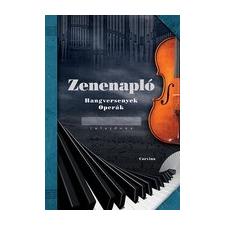 Corvina Kiadó Zenenapló - Hangversenyek, Operák művészet