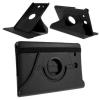 Samsung Galaxy Tab E 9.6 Forgatható Tok T560 RMPACK 360 Series Fekete