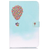 Samsung Galaxy Tab E 9.6 Mintás Tok T560 RMPACK Kitámasztható Szilikon Belsővel Forever Series 004