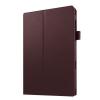 Samsung Galaxy Tab E 9.6 Notesz Tok T560 RMPACK Belső keret védelemmel Barna