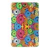 Samsung Galaxy Tab E 9.6 Tok T560 RMPACK SLIM Mintás Műanyag Kerettel New Style 05
