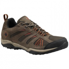 Columbia North Plains Drifter Waterproof női sportcipő, Mud, 43 (1671031-p-255-12)