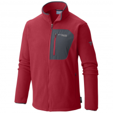 Columbia Titan Pass 2.0 Fleece Jacket Polár,softshell D (1644063-p_613-Mountain Red)