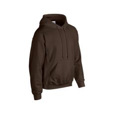 GILDAN bélelt kapucnis pulóver, étcsoki