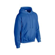GILDAN bélelt kapucnis pulóver, királykék