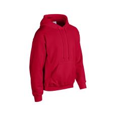 GILDAN bélelt kapucnis pulóver, cseresznye