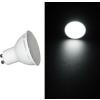 Lumen Ledes izzó SMD GU10 7W Hideg fehér 6200k 230V - Lumen