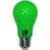 Lumen Ledes izzó Para E27 7W Zöld 230V - Lumen