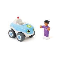 WOW Jojo a mentőautó autópálya és játékautó