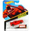 Hot Wheels Marvel karakter kisautók: Daredevil kisautó