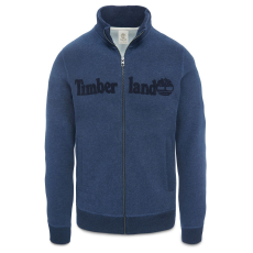 TIMBERLAND Exeter River TBL Full Zip Sweat Pulóver,sweatshirt D (A1H21-p_475-Dark Saphire Heather)
