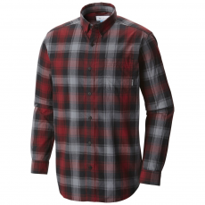 Columbia Rapid Rivers II Long Sleeve Shirt Ing D (1552051-p_613-Red Element)