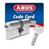 Abus BRAVUS 2000 MX biztonsági kódkártyás zárbetét törésvédelemmel 35/45