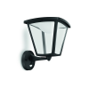 Philips myGarden Cottage IR wall lantern 4.5W IP44 black 15488/30/16