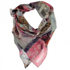 Pieces Jerl Silk Scarf
