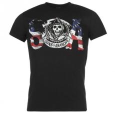 Official Sons of Anarchy póló férfi