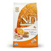 Farmina N&D Low Grain Adult Mini tőkehal & narancs - 3 x 2,5 kg