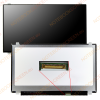 BOE-hydis NV156FHM-N43 kompatibilis matt notebook LCD kijelző