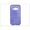 Samsung J120F Galaxy J1 (2016) szilikon hátlap - Jelly Brush - lila