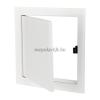 Ellenőrző ablak fém (mágneses) DM 200×300