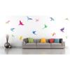 KaticaMatrica.hu Color-birds -Színes matrica csomag