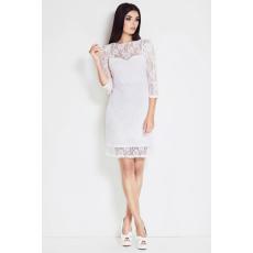 awama Csipkés ruha S17 fehér