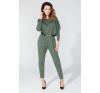 tessita Overál T103 zöld női ruha