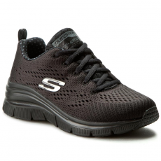 Skechers Félcipő SKECHERS - Statement Piece 12704/BBK Black