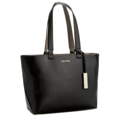 Calvin Klein Black Label Táska CALVIN KLEIN BLACK LABEL - Juli4 Medium Tote K60K602192 001