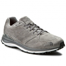 The North Face Félcipő THE NORTH FACE - Traverse Tr Leather T0CK3KA8B-075 Dark Shadow Grey/TNF Black