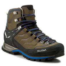 Salewa Bakancs SALEWA - Ms Mtn Trainer Mid L 63440-2714 Walnut/Royal Blue