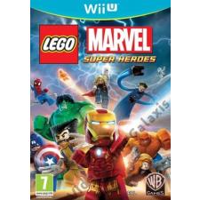 Warner Bross Interactive Lego Marvel Super Heroes /WII-U videójáték