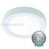 EGLO Falra szerelhető Eglo 22W LED panel, négyzet, fehér keret, 3000K melegfehér, IP44 - Fueva 1 - 96254